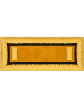 Electronic Warfare Rayon Shoulder Boards