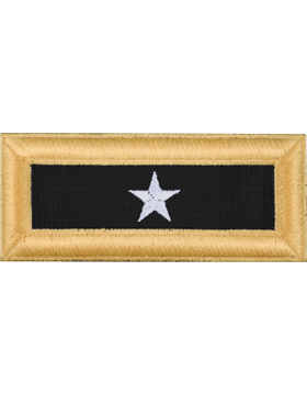 General Officer Rayon Shoulder Boards