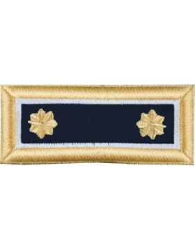 Judge Advocate Rayon Shoulder Boards