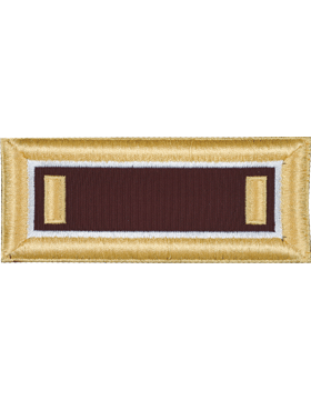 Medical Rayon Shoulder Boards