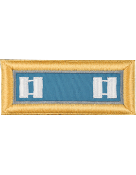 Military Intelligence Rayon Shoulder Boards