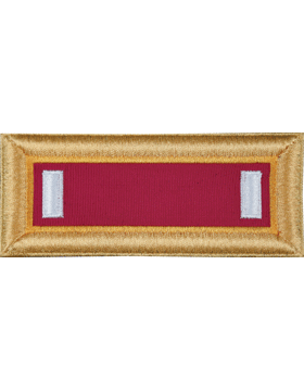 Ordnance Rayon Shoulder Boards