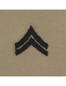 Desert Sew-on SD-103 Corporal (E-4)
