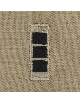 Desert Sew-on SD-114 Warrant Officer 3