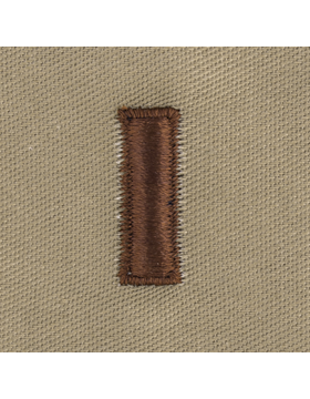 Desert Sew-on SD-116 Second Lieutenant