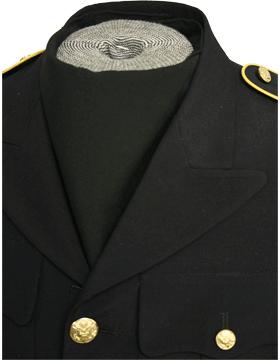 Bib Scarf (SF-104) Black Polyester