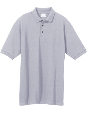 Anvil Men's Ringspun Piqué Polo 6020
