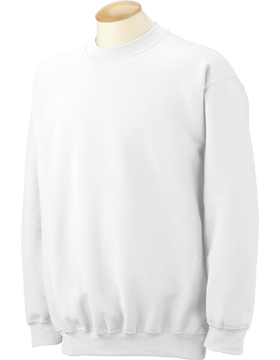 Gildan Adult Heavy Blend™ Fleece Crew Sweatshirt G180
