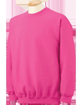 Gildan Crewneck Sweatshirt 18000, Heavy Blend Heliconia