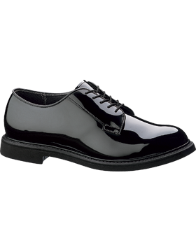 Bates DuraShocks High Gloss Oxford Shoe E01301