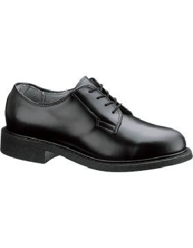 Women's Bates Leather Uniform Oxford Shoe E00769