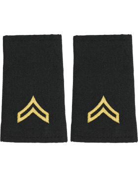 Shoulder Mark Small Corporal (Pair)