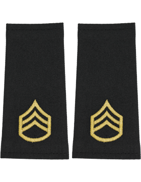 Shoulder Mark Large Staff Sergeant (Pair)