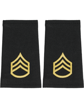 Shoulder Mark Small Staff Sergeant (Pair)