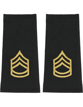Shoulder Mark Large Sergeant First Class (Pair)