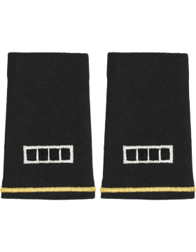 SM-118S, Shoulder Mark Small WO4 (Pair)
