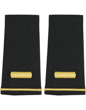 SM-120L, Shoulder Mark Large 2nd Lieutenant (Pair)