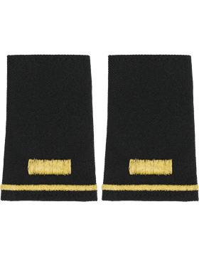 SM-120S, Shoulder Mark Small 2nd Lieutenant (Pair)