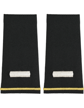 SM-121L, Shoulder Mark Large 1st Lieutenant (Pair)