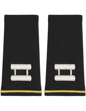 SM-122L, Shoulder Mark Large Captain (Pair)