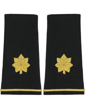 SM-123L, Shoulder Mark Large Major (Pair)
