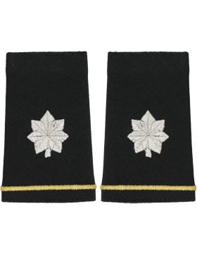 SM-124S, Shoulder Mark Small Lieutenant Colonel (Pair)