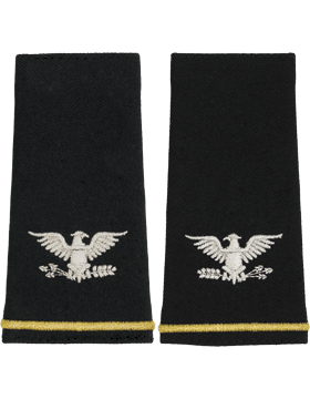 SM-125L, Shoulder Mark Large Colonel (Pair)