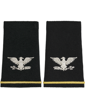 SM-125S, Shoulder Mark Small Colonel (Pair)