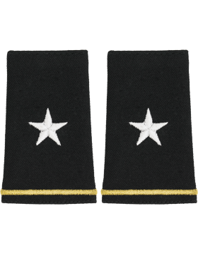 SM-126S, Shoulder Mark Small Brig General (Pair)