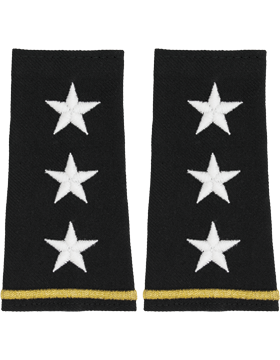 SM-128L, Shoulder Mark Large Lt General (Pair)