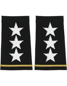 SM-128S, Shoulder Mark Small Lt General (Pair)
