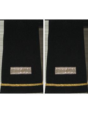 Bullion Shoulder Mark First Lieutenant (Pair)