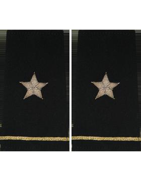 Bullion Shoulder Mark Brigadier General (Pair)