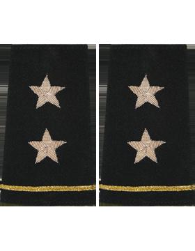 Bullion Shoulder Mark Major General (Pair)
