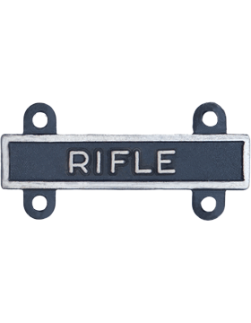 Rifle Qualification Bar