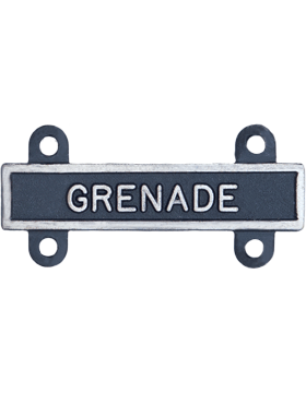 Grenade Qualification Bar