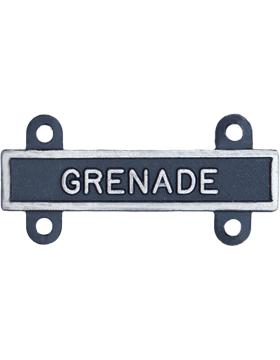 Grenade Qualification Bar