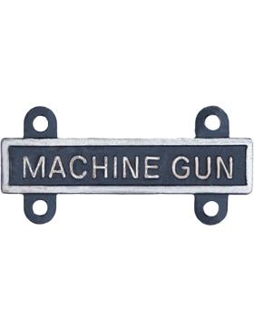 Machine Gun Qualification Bar