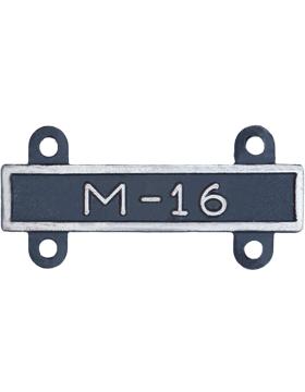 M-16 Qualification Bar