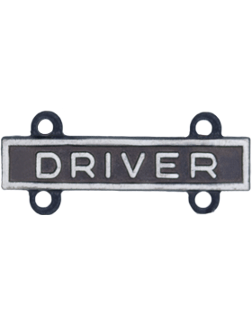 Driver Qualification Bar