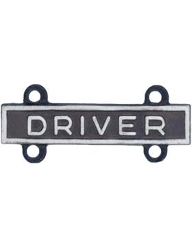 Driver Qualification Bar