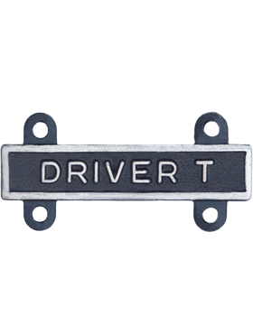 Driver-T Qualification Bar