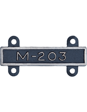 M-203 Qualification Bar