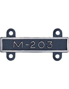 M-203 Qualification Bar