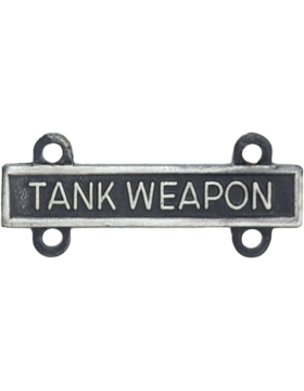 Tank Weapons Qualification Bar