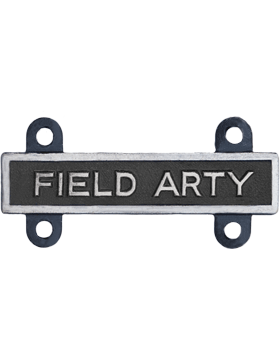 Field Artillery Qualification Bar