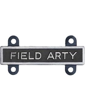 Field Artillery Qualification Bar
