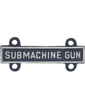Submachine Gun Qualification Bar