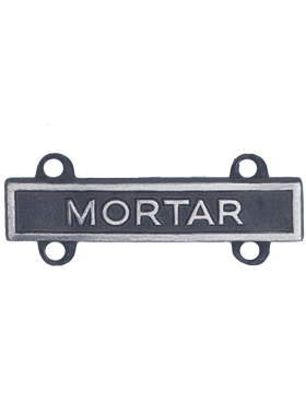 Mortar Qualification Bar