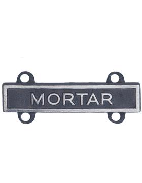 Mortar Qualification Bar